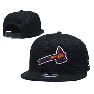 Atlanta Braves Snapback Hat Baseball Cap